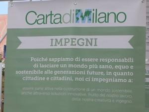carta di Milano